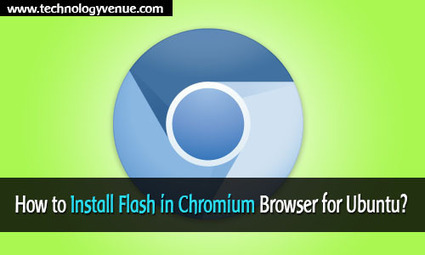 How to Install Flash in Chromium Browser for Ubuntu? | Tech | Scoop.it