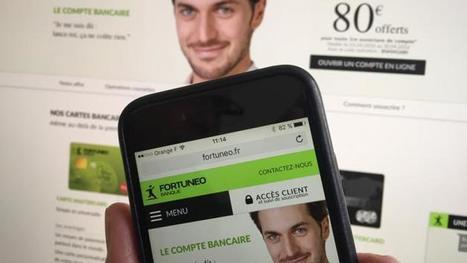 Ouvrir un compte bancaire Fortuneo : le test de la rédaction | Veille Techno et Banques | Scoop.it