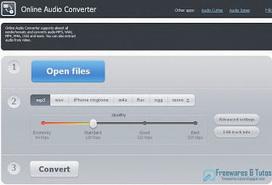 Online Audio Converter : un bon outil en ligne de conversion de fichiers audio | TICE, Web 2.0, logiciels libres | Scoop.it