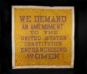 Women's Suffrage: Campaign for the Nineteenth Amendment | Teaching and Learning with Primary Sources | Scoop.it