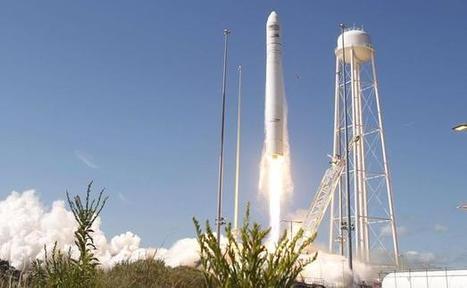 Une capsule privée américaine non-habitée en route pour ravitailler l'ISS | I was here | Scoop.it