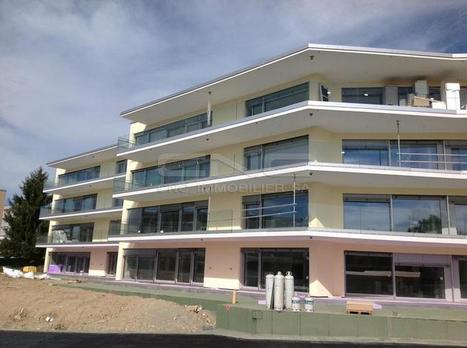 Appartement neuf au rez à Fribourg, par CNC Immobilier   Immobilier Fribourg   Scoop.it