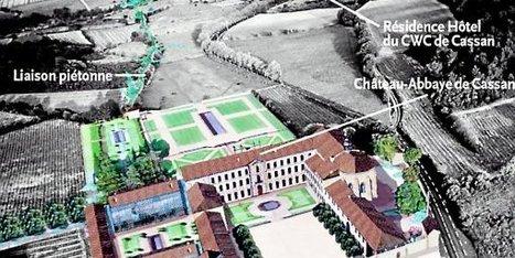 Le centre œnologique de Cassan a son architecte - Midi Libre | Images et infos du monde viticole | Scoop.it