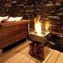 Innovative Fireplace Without Dangers by EcoSmart Fire | homesthetics.net | Scoop.it