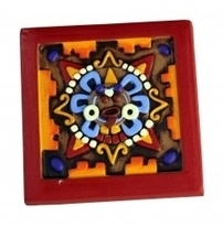 Wood Aztec Calendar Magnet | Home Decor | Scoop.it
