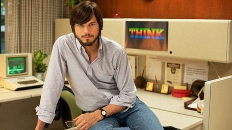 First Scene For Ashton Kutcher jOBS Movie Released (Video) | Little things about tech | Scoop.it