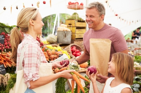Everett Urgent Care: Farmers' Market Benefits and Safe Shopping Tips | U.S. HealthWorks Everett (Broadway) | Scoop.it