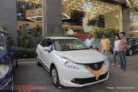 Maruti Suzuki India creates new record, delivers 30,000 cars in 1 day | carsalesbay.co.uk ----- Used car sale UK ------    Sell your car online FREE | Scoop.it