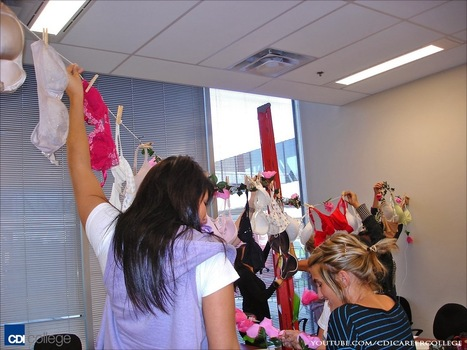 CDI College: Bras for a Cause at the CDI College Longueuil Campus | Events at CDI College | Scoop.it