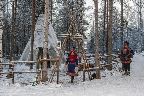 Preserve the Indigenous people and languages of the Arctic | The amazing world of Geography | Scoop.it