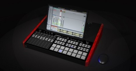 Putting the PC in MPC: The Next Akai Drum Machine, Numark DJ Products, on Windows Embedded - Create Digital Music | music innovation | Scoop.it
