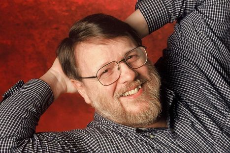 Inventor of email and savior of the @ sign, Ray Tomlinson, is dead at 74 | Webolution | Scoop.it