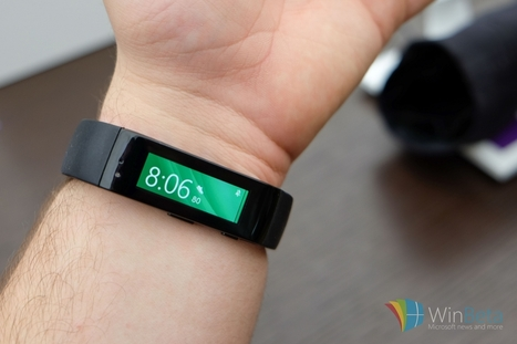 Microsoft Band: Five basic things you need to know before making your purchase | Windows 8.  + Windows Phone | Scoop.it