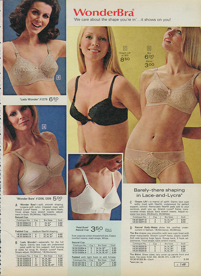Retrospace: Catalogs #6: Catalog of Shame | Lingerie Love | Scoop.it