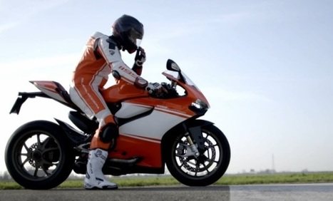 400 mt. in 9.91 seconds | Ducati news | Scoop.it
