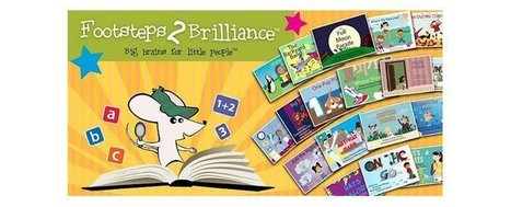 REVIEW: Footsteps2Brilliance | Apps to meet the Common Core Standards | Scoop.it