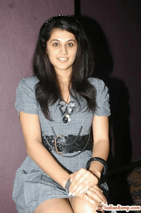 Actress Tapsee in Grey Western Style Skirt, Tollywood Spicy Pictures | India Roots | Scoop.it