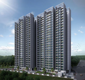 Homes in Thane; Luxury Flats in Kolshet, Mumbai; 2, 2L & 2.5 BHK: Solitaire - The Wadhwa Group | Residential On Going Projects | Scoop.it