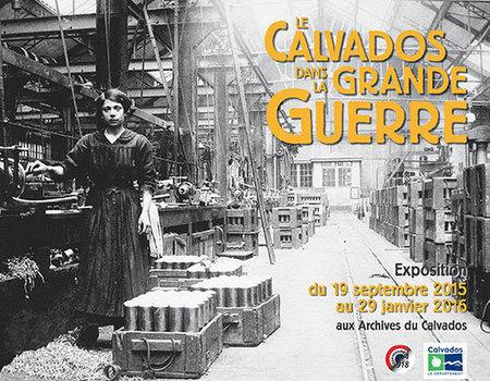 Le Calvados dans la Grande Guerre | Mon centenaire de la grande guerre | Scoop.it