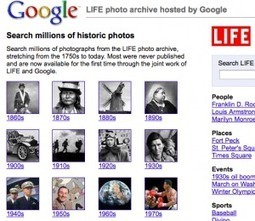 Online Resource: LIFE Photo Archive | iGeneration - 21st Century Education | Scoop.it