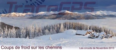 Coups de froid sur les chemins ! | Randonnees GPS | Scoop.it