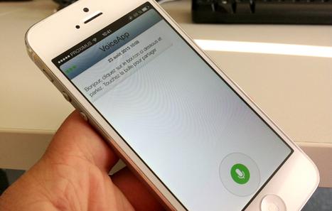 VoiceApp transforme votre voix en texte sur WhatsApp | netnavig | Scoop.it