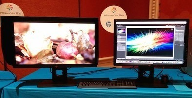 HP revitalizes DreamColor universe with 2 new models | HDSLR | Scoop.it