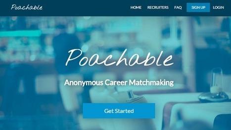 Poachable, o cómo buscar empleo de forma anónima - Genbeta | Recursos Humanos: liderazgo, talento y RSE | Scoop.it