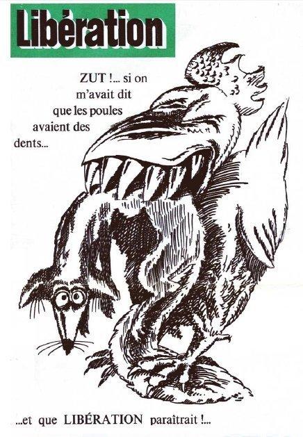 Libé lance un mini-site pour célébrer l'anniversaire du journal fondé en 1973 http://www.liberation.fr/evenements-libe/2013/01/24/c-est-parti-comme-en-quarante_876495 | Emploi Métiers Presse Ecriture Design | Scoop.it