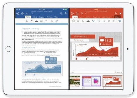 How to Use Split View Multitasking on iPad -OSXDaily | Curtin iPad User Group | Scoop.it