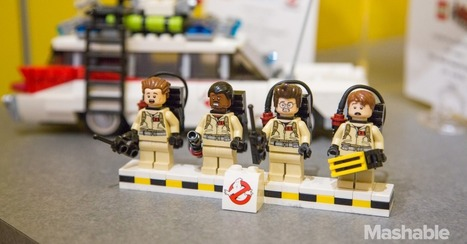Thank Zuul for the First Official 'Ghostbusters' Lego Photos   Networking 4 Business   Scoop.it