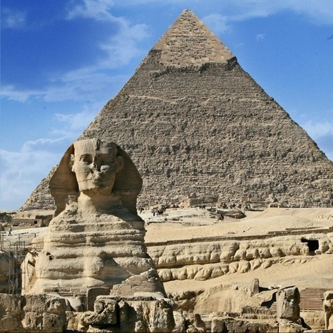 Archaeologists excavate 4,600-year-old step pyramid in Egypt   Ancient World   Scoop.it