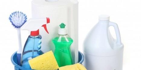 91 % des produits ménagers ont des émissions cancérogènes | Ouroboros | Scoop.it