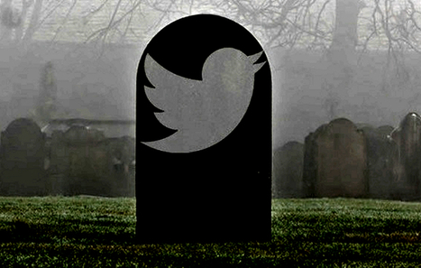 A quand le tweet post-mortem ? | French Digital News | Scoop.it