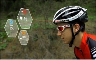 New SMART Helmet from LifeBeam, offering cyclists the opportunity to monitor their health during route | Connected Health | Connected Athlete | Scoop.it