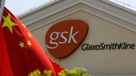GlaxoSmithKline Fined $488.8M for 'Massive Bribery Network' | SocialMediaTwitter | Scoop.it