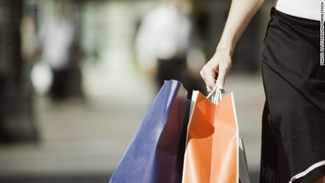How color affects your spending | Insight and Understanding | Scoop.it