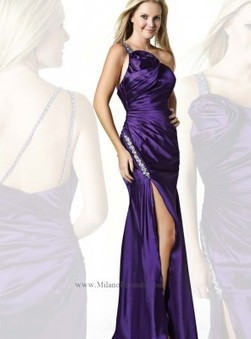 Evening Dresses, Short Prom Styles, Evening Dress - MilanoFormals.com | Beauty and Entertainment | Scoop.it