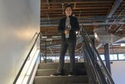 Checking out Pinterest's new home in San Francisco with CEO Ben Silbermann | Pinterest | Scoop.it
