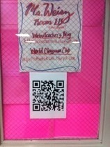 Why You Should Start Using QR Codes In Your Classroom - Edudemic | Technology used in FE or HE Classrooms | Scoop.it