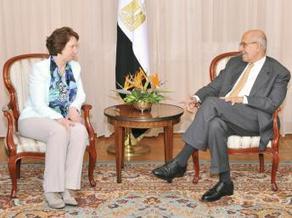 Marathon diplomatique égyptien pour la chef de la diplomatie européenne | Égypt-actus | Scoop.it