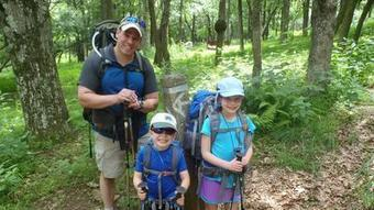 Start kids hiking early, author urges - Los Angeles Times | Hiking Vacations | Scoop.it