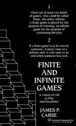 Finite and Infinite Games | An Eye on New Media | Scoop.it