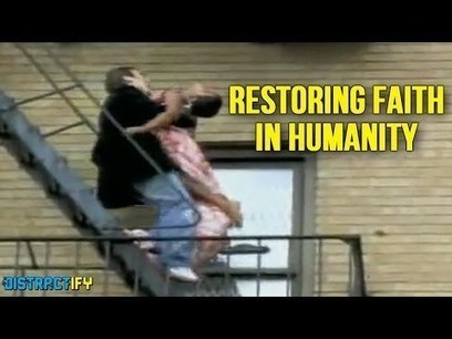 Restoring Faith in Humanity Vol. 3 | supreme moments | Scoop.it