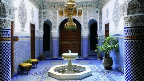 La décoration d'une maison marocaine | Actualités Immobilier | Scoop.it