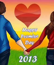 Happy Promise Day SMS 2013 Wishes, Promise Day 2013 Wallpapers Greetings | Festivals Wishes | Scoop.it