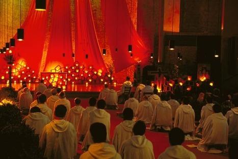 La vie à Taizé | christian theology | Scoop.it