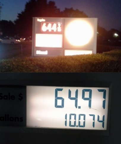 And Biden,The Happy Moron,Laughed: Gas Hit $6 A Gallon In Orlando While VP Smirked, Interrupted And Giggled   Littlebytesnews Current Events   Scoop.it