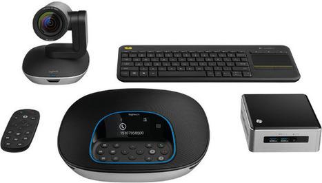 Logitech et Intel sortent un kit de vidéoconférence complet, le ConferenceCam Kit | Les outils de la productivité à distance | Scoop.it
