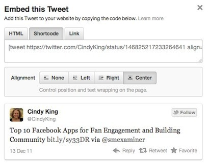 5 Twitter Changes and How to Make the Most of Them   Last Social Media News   Scoop.it